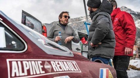 Monte Carlo Historique 2018 - Jean-Pierre Coppola et Pierre Boulanger