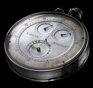 Le compteur de Tierces (1816)