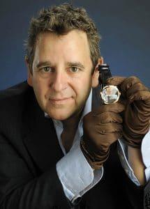 """Jean-Marie Schaller, CEO des """"Ateliers Louis Moinet »"""