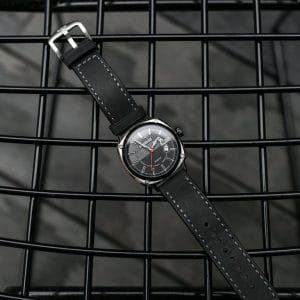 Alpha DMC Watch black