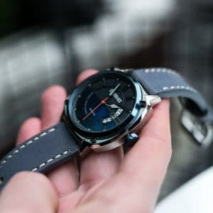 Alpha DMC Watch blue