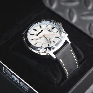 Alpha DMC Watch silver