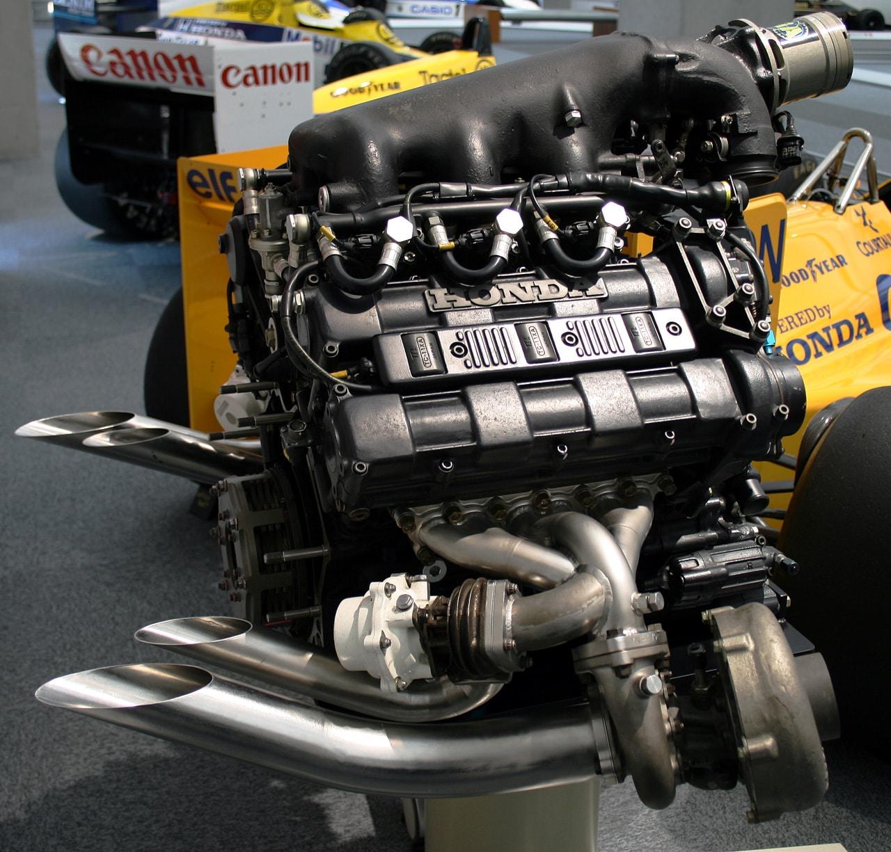 Honda RA168E – Lotus 100T