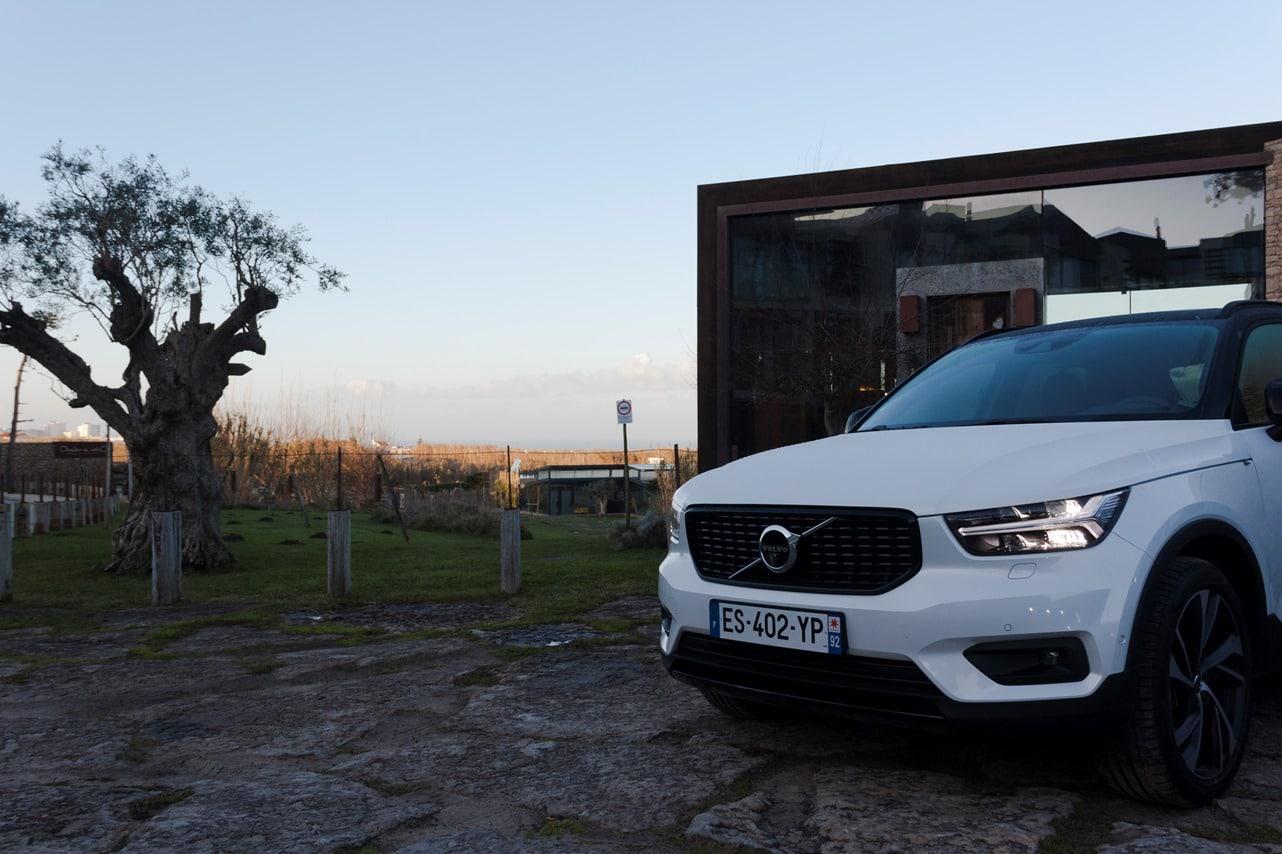 Volvo XC40 T5