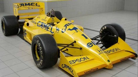 Lotus 100T - Honda 1988