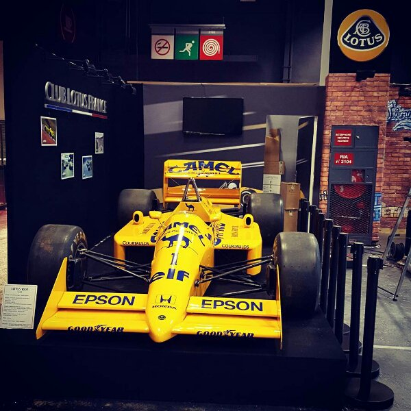 Lotus 100T – Honda 1988