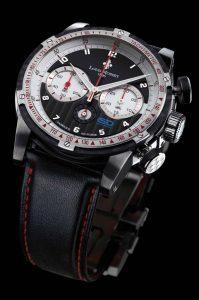 Louis Moinet Scott Dixon chronograph