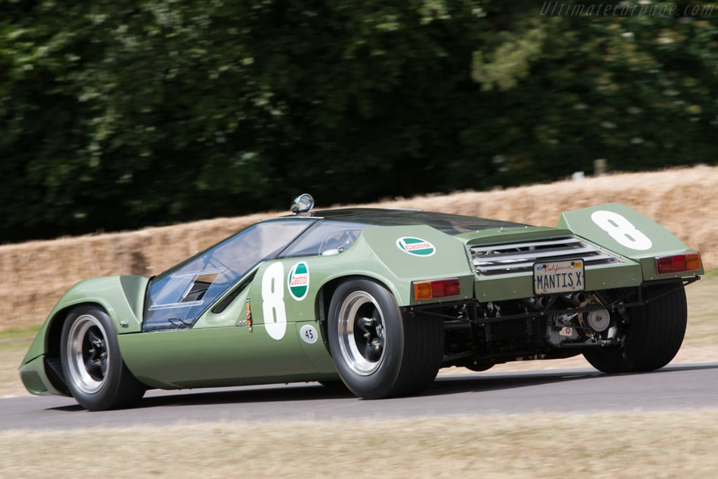 Marcos Mantis XP – FOS Goodwood 2010 – Ultimate Car Page