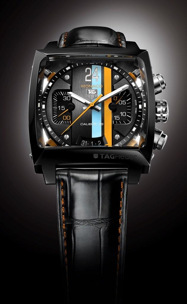 TAG Heuer Monaco Twenty Four Concept (2010)