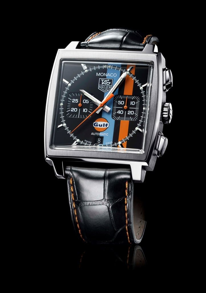 TAG Heuer Monaco Automatic Chronograph Vintage Limited Edition (2007)