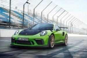 Porsche 911 GT3 RS (991.2)