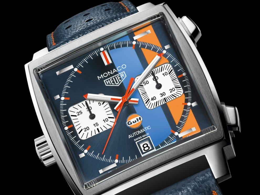 TAG Heuer Monaco Gulf Special Edition 2017