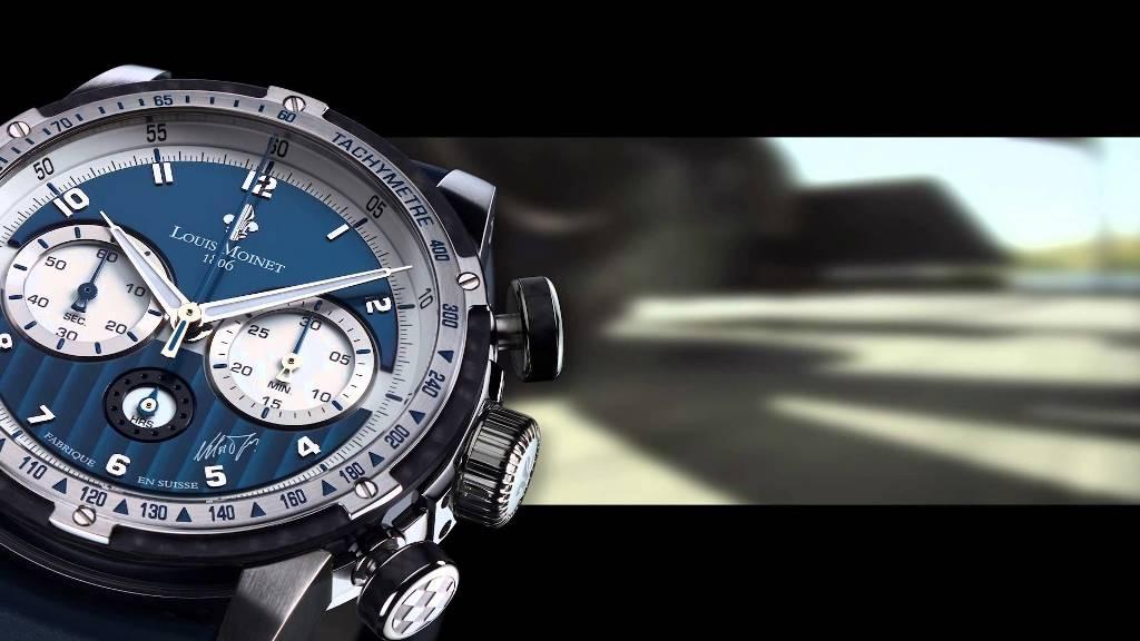 Louis Moinet Nelson Piquet chronograph