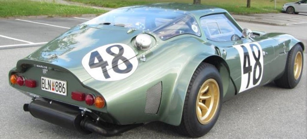 Marcos 1800 GT