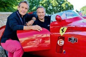 Jacky Ickx et Karl-Friedrich Scheufele (2012)