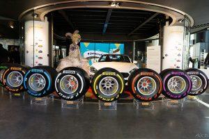 Pirelli F1 2018
