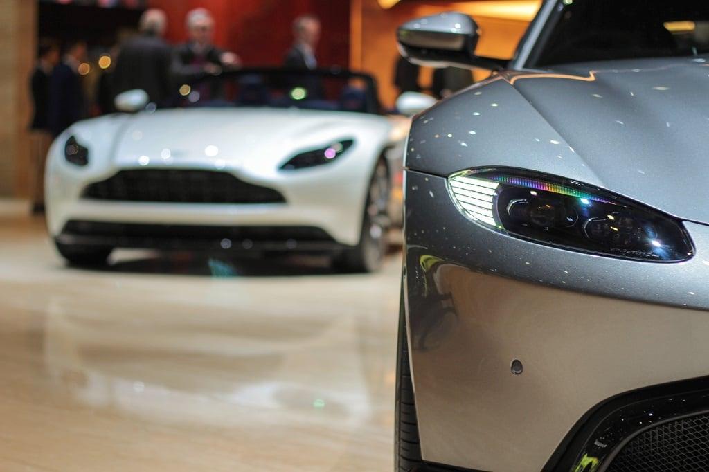 Aston Martin – Salon de Genève 2018