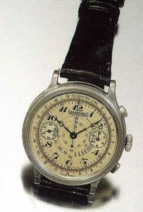 Eberhard & Co Chronographe (1930's)
