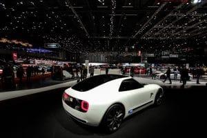 Honda Sport EV - GIMS 2018