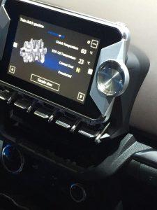Alpine Tissot concept watch On Board