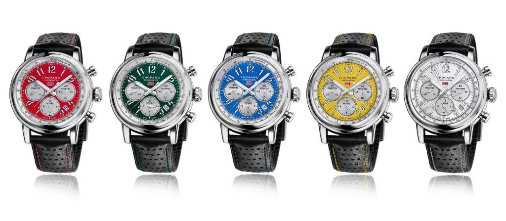 Chopard Mille Miglia Racing Colours