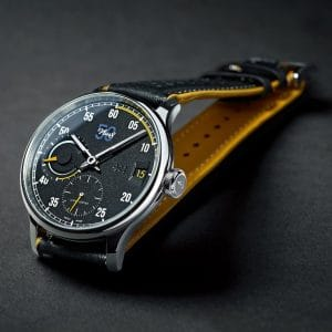 Christopher Ward C1 Morgan Plus 8 Chronometer