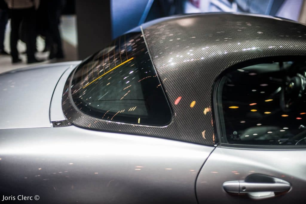 Abarth 124 GT - Salon de Genève 2018 - Joris Clerc ©