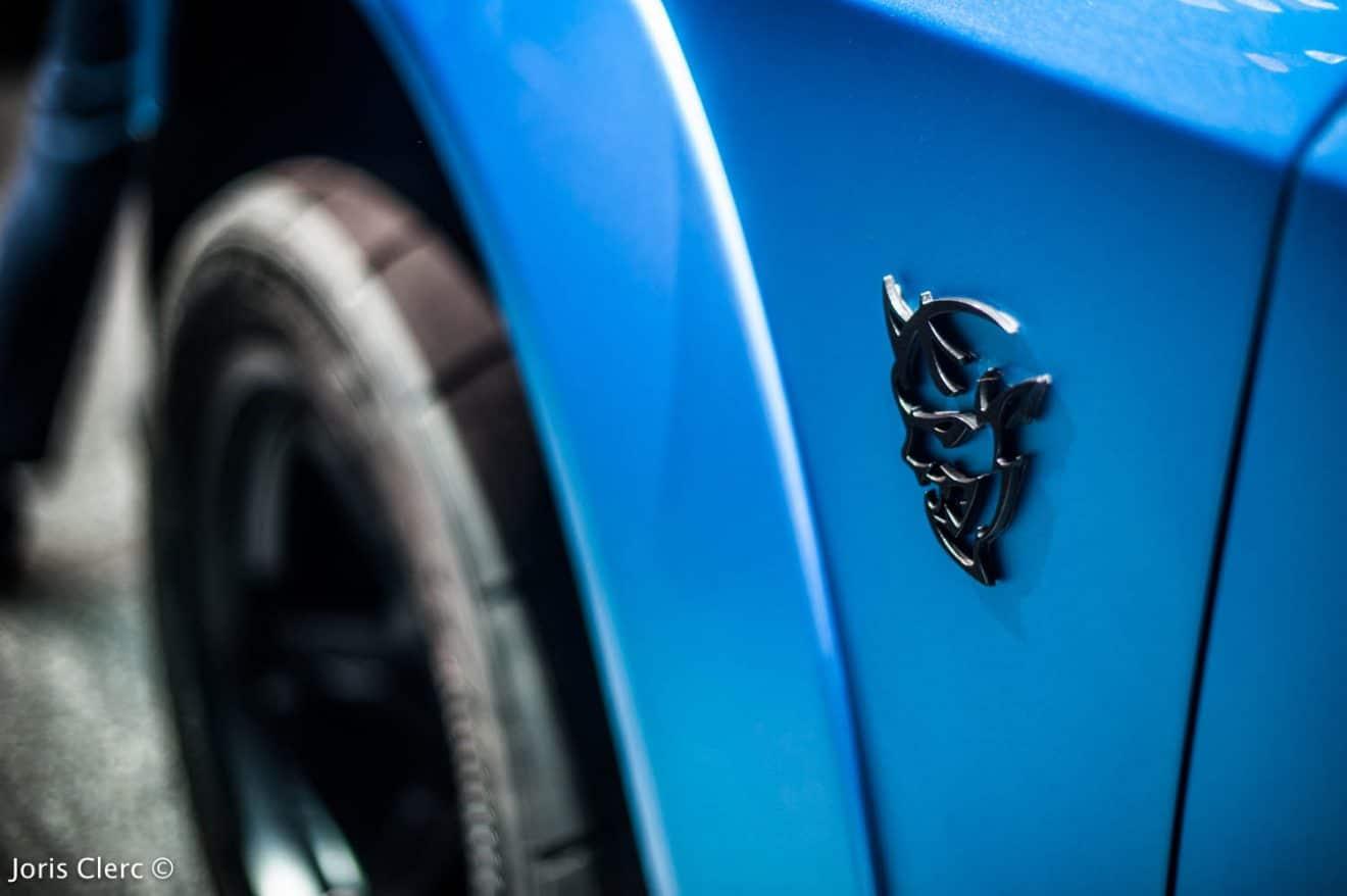 Dodge Challenger Demon – Salon de Genève 2018 – Joris Clerc ©