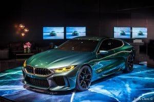 BMW M8 Gran Coupe Concept - Salon de Genève 2018 - Joris Clerc ©