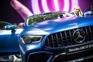 Mercedes AMG GT 63s Coupé 4 portes