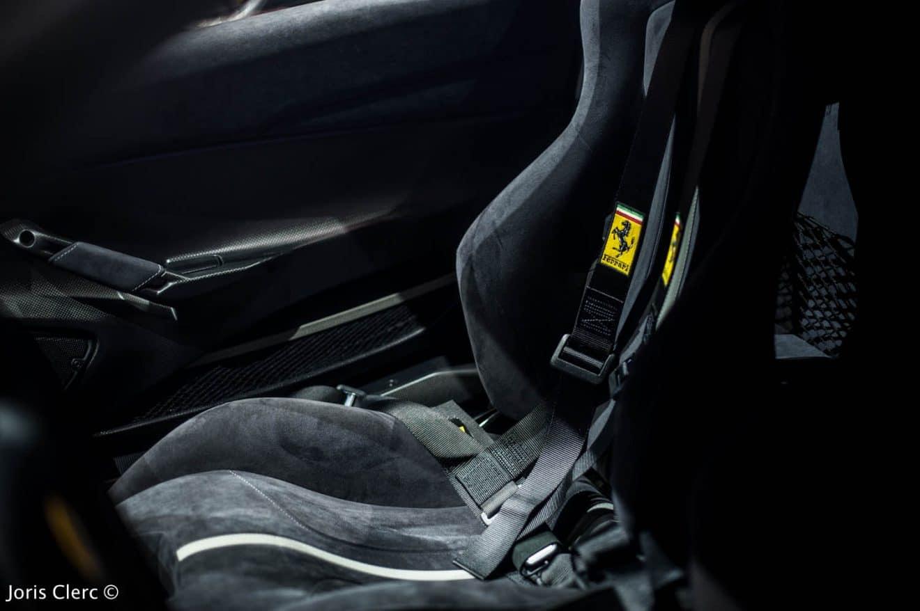 Ferrari 488 Pista – Salon de Genève 2018 – Joris Clerc ©