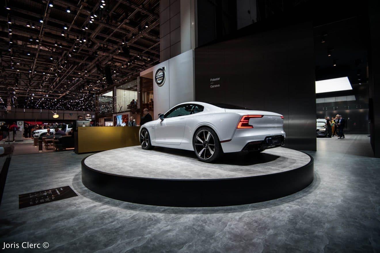 Polestar Concept 1 - Salon de Genève 2018 - Joris Clerc ©