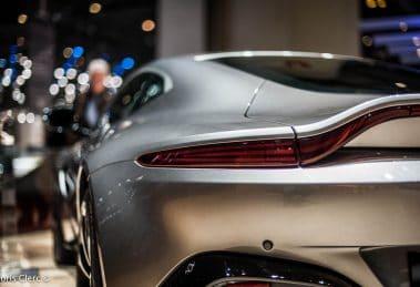Aston Martin Vantage - Salon de Genève 2018 - Joris Clerc ©