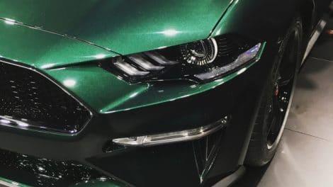 Ford Mustang Bullitt 2018