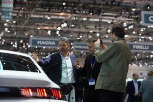 Peugeot Gilles Vidal