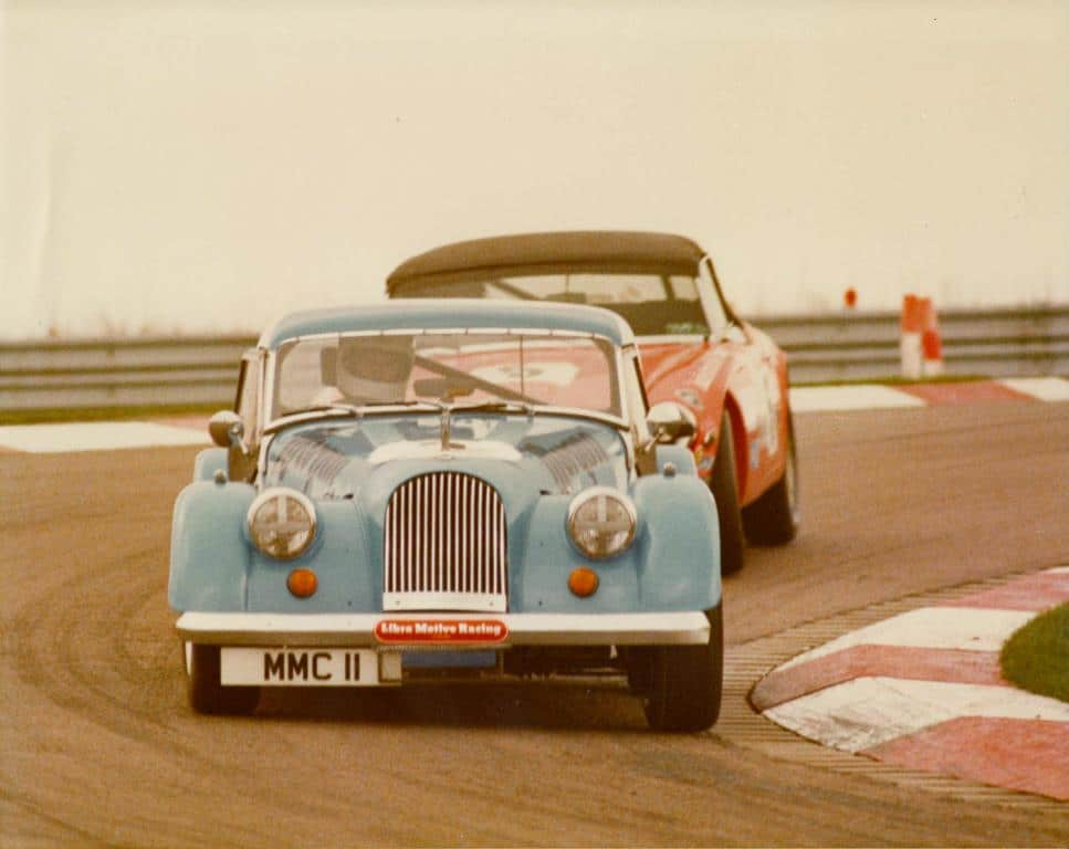 Morgan MMC 11 prototype