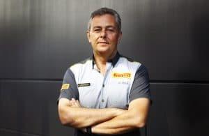 Mario Isola - Head of Car Racing Pirelli