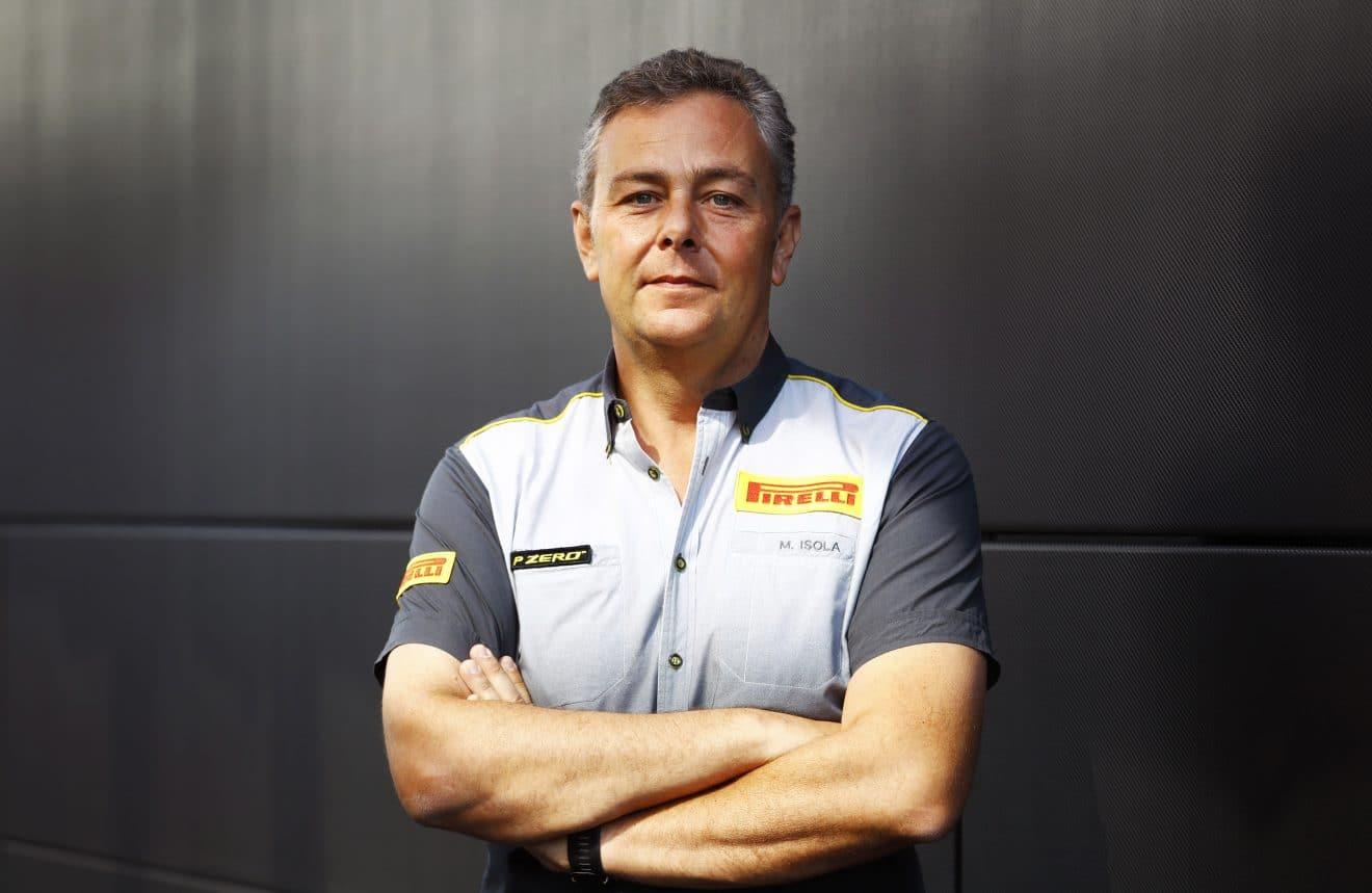 Mario Isola – Head of Car Racing Pirelli