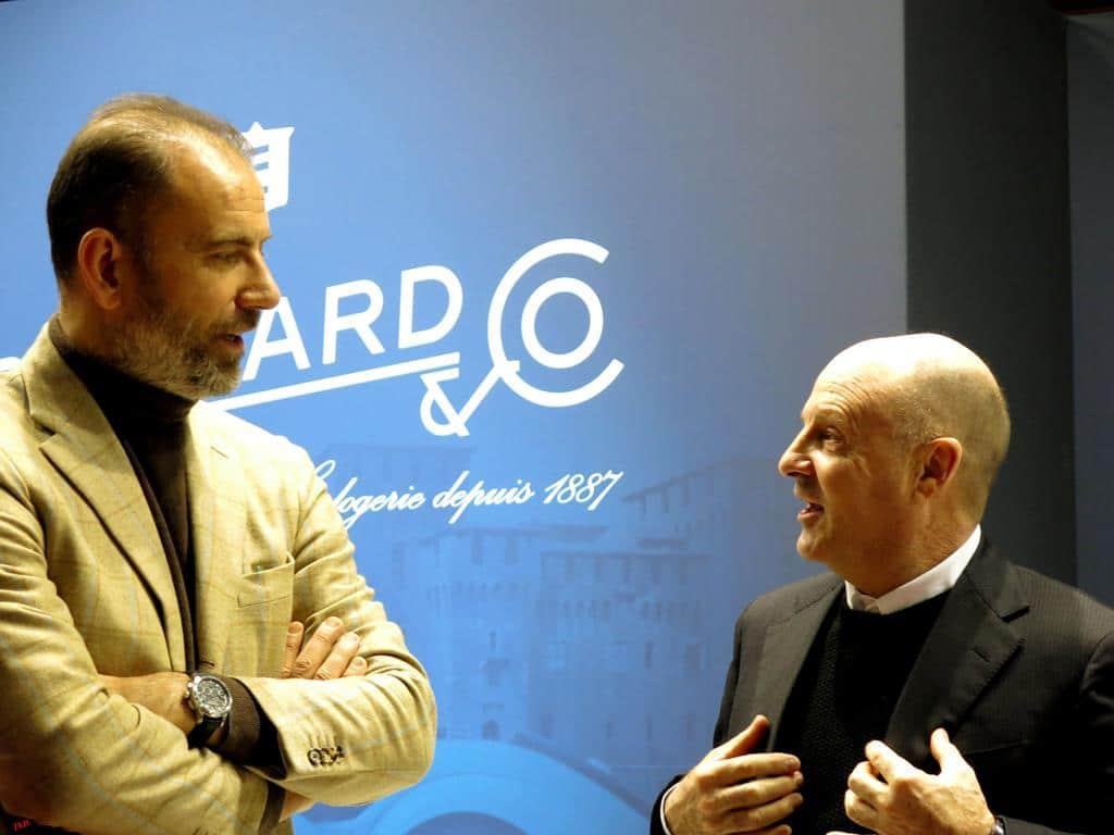 Eberhard & Co. – Rétromobile 2018