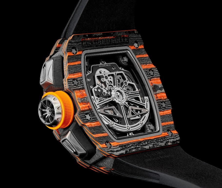 RM 11-03 Automatic flyback chronograph McLaren