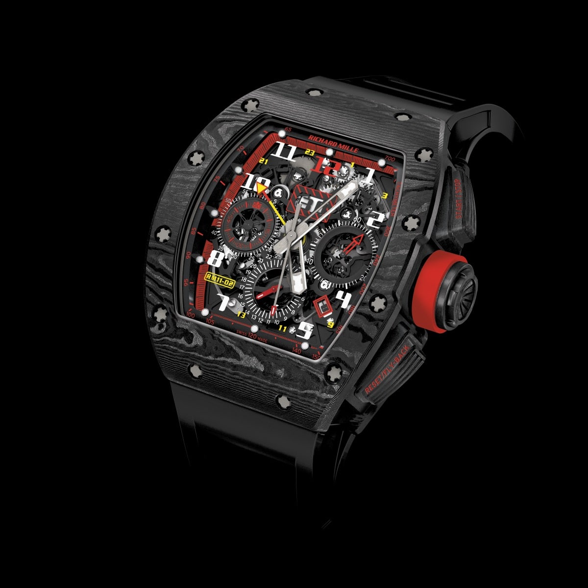 Richard Mille RM 11-02 NTPT Asia Ltd edition