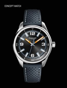 Tissot Alpine On Board Quartz