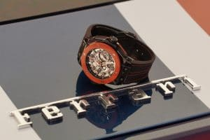 Hublot Big Bang Ferrari Hong Kong Limited Edition (2013)