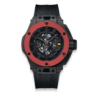 Hublot Big Bang Ferrari Unico Carbon Red Ceramic