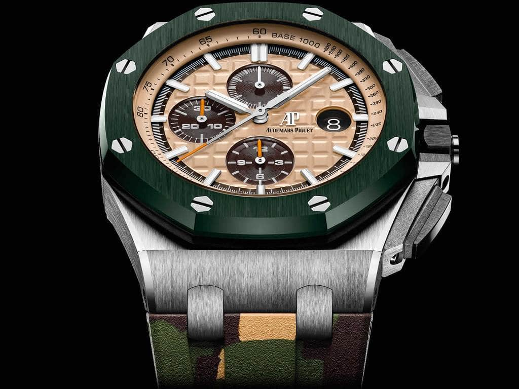 Audemars Piguet Royal Oak Offshore Chronographe Automatique (ref.26400SO.OO.A054CA.01)