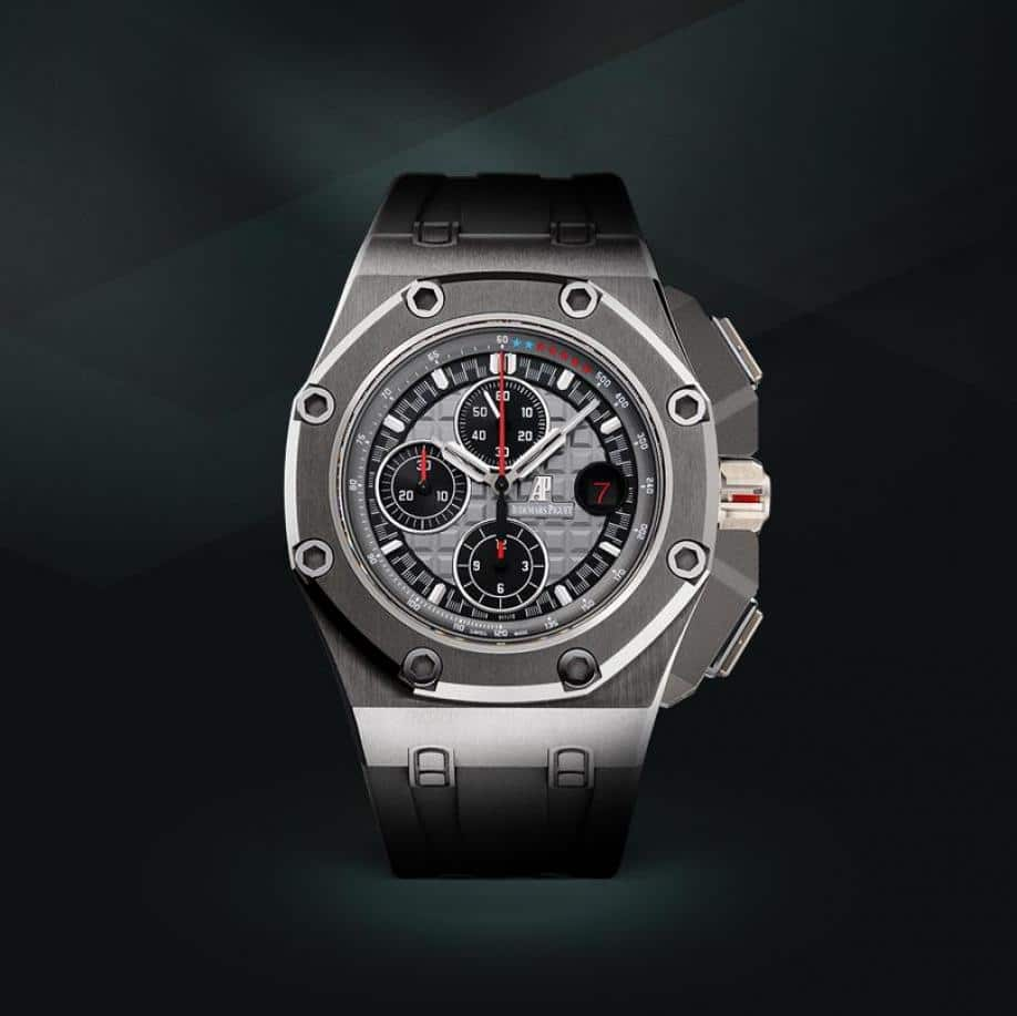 Audemars Piguet Royal Oak Offshore Chronograph Michael Schumacher (2012)