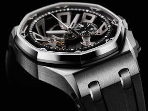 Audemars Piguet Royal Oak Offshore Tourbillon Chronographe (ref. 26421ST.OO.A002CA.01)