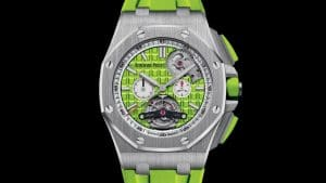 Audemars Piguet Royal Oak Offshore Tourbillon Chronographe Automatique (ref. 26540ST.OO.A038CA.01)
