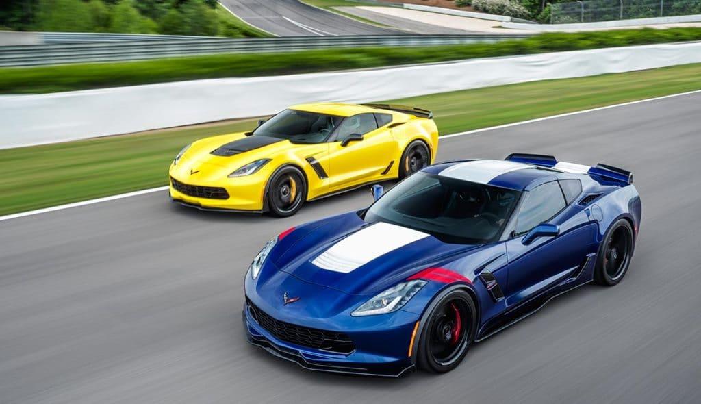 Corvette Stingray Grand Sport