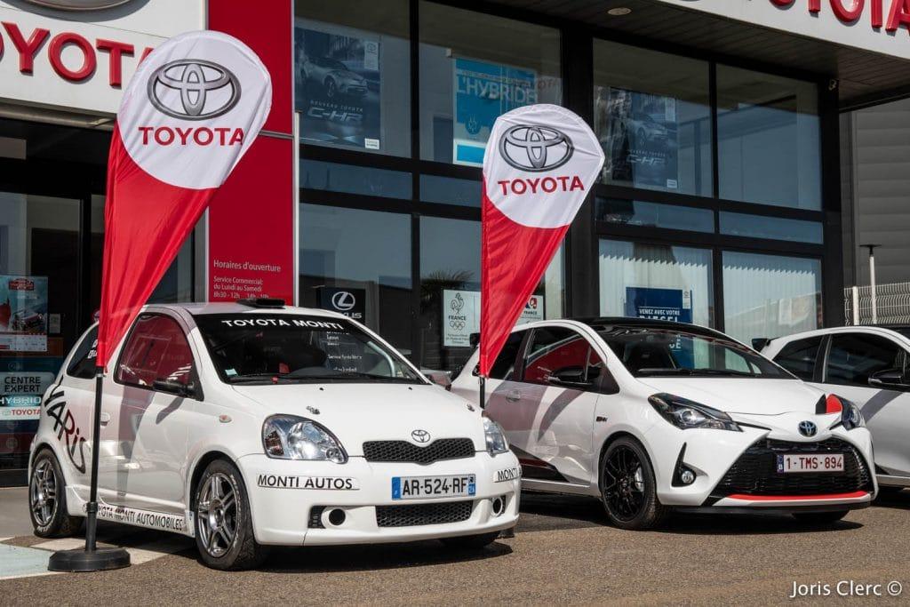Toyota Yaris TS & Yaris GRMN - Tour de Corse 2018 - Joris Clerc ©